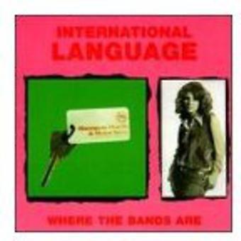 Internationale sprog - hvor bandene er [CD] USA import