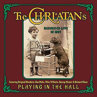 Charlataner - spiller i Hall [CD] USA importen