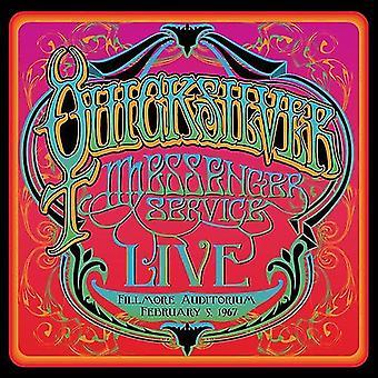 Quicksilver Messenger Service - Fillmore Auditorium-February 5 1967 [CD] USA import