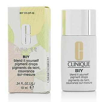 Clinique BIY Blend It Yourself Pigment Drops - #BIY 115 - 10ml/0.34oz