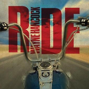 Wayne Hancock - Ride [CD] USA import