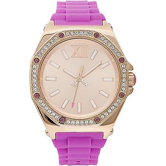 Juicy Couture Chelsea silicona reloj 1901029