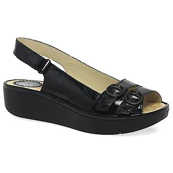 Fly London Jobe Womens Casual Sandals