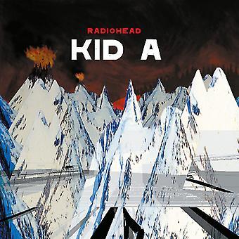 Radiohead - Kid en [CD] USA importerer