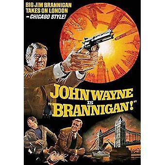 Brannigan (1975) [DVD] USA importeren
