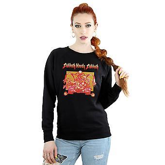 Black Sabbath Women's Sabbath Bloody Sabbath Sweatshirt