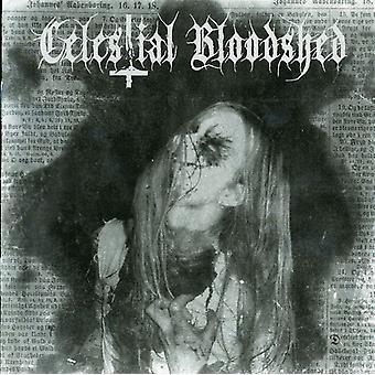 Derramamiento de sangre celestial - importación maldito Estados Unidos Scarred Forever y poseído [CD]