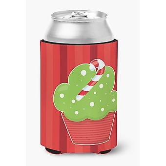 Carolines Treasures  BB6814CC Christmas Cupcake Can or Bottle Hugger
