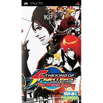 King of Fighters Orochi Saga-Nla PSP Game