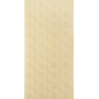 Harlequin Beige & Cream Wallpaper Roll - Feature Decadence Design - 15617