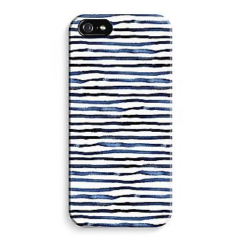 iPhone 5C Full Print Case (Glossy) - Surprising lines