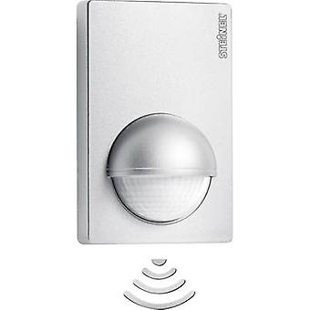 Wall PIR motion detector Steinel 603618 Relay Silver IP54
