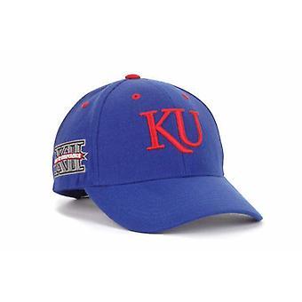 Канзас Jayhawks NCAA БУКСИРОВАТЬ «Тройной конференции» регулируемым шляпу