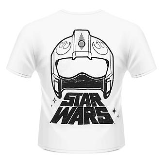 Star Wars - X-Wing Fighter trasero t-shirt
