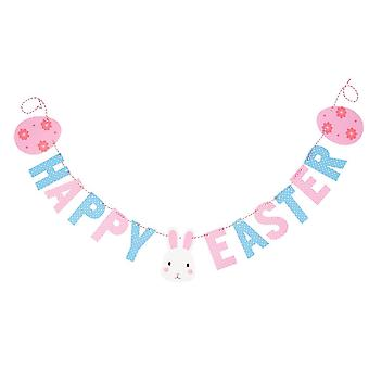 Sass and Belle Bertie Happy Easter Bunting 1.5m