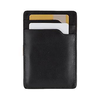 PICARD EuroJet mænd kreditkort sag card indehaveren læderetui sort 6728