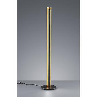 الثلاثي إضاءة Texel الحديثة الأسود المعدني مصباح الكلمة