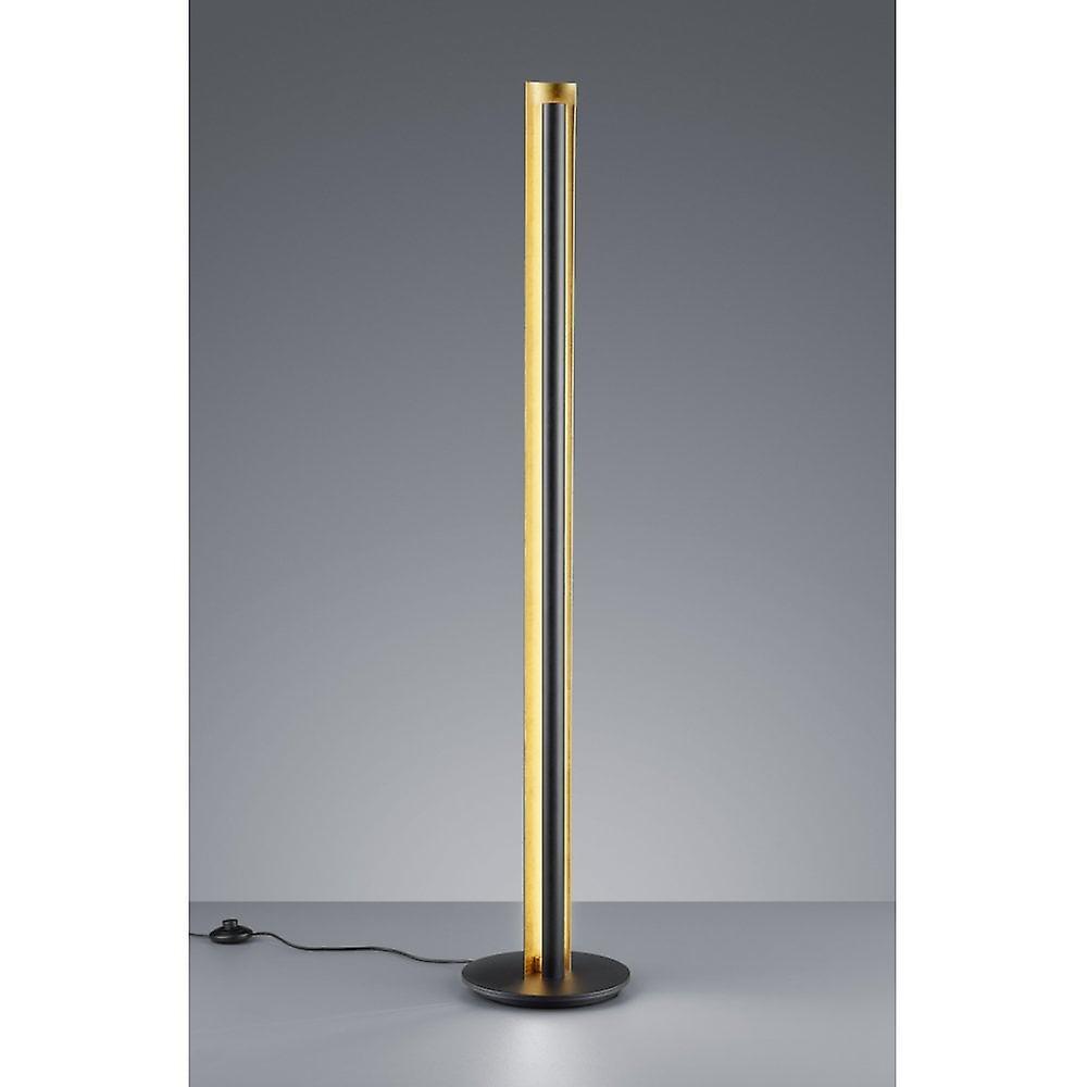 Trio Lighting Texel Modern noir Metal Floor Lamp