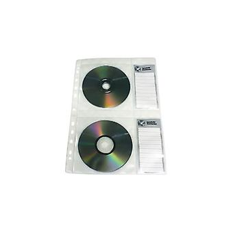 CD Pocket A4 for 4 x discs (fp 5th)