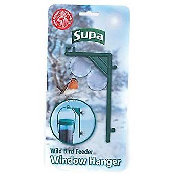 Supa Wild Bird Feeder Window Hanger