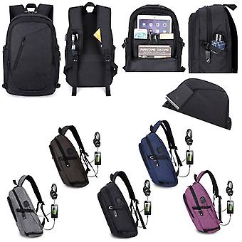 Multi of functional backpack for Smartphone / Tablet / laptop travel case bag