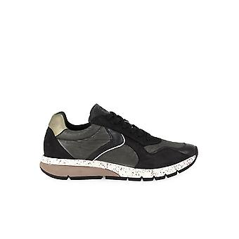 VOILE BLANCHE BLACK LENNY SNEAKER