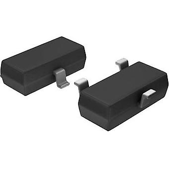 Standard diode array bridge 225 mA DIODES Incorporated MMBD3004A-7-F TO 236 3 Array - 1 pair, common anodes