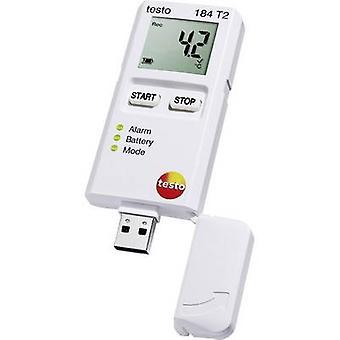 testo 184 T2 Temperature data logger Unit of measurement Temperature -35 up to +70 °C Calibrated to Manufacturers standards (no certificate)