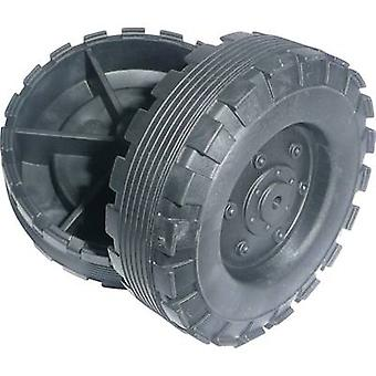 Workplace training material - Plastic tyre Reely (Ø) 56 mm