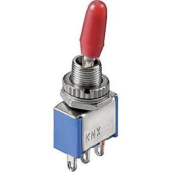 Goobay KNX 1 Toggle switch 250 V AC 3 A 1 x On/On latch 1 pc(s)