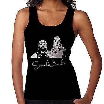 Jay And Silent Bob Snoochie Boochies Women's Vest