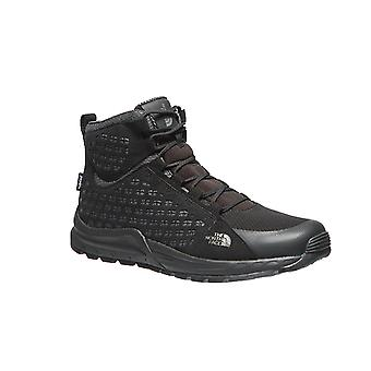 The north face mountain sneaker mid Black Lace-up shoes