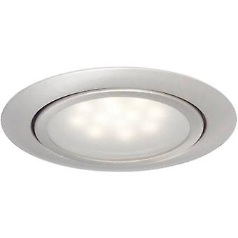 Paulmann Micro Line 99812 LED recessed light 3-piece set 3 W Warm white Iron