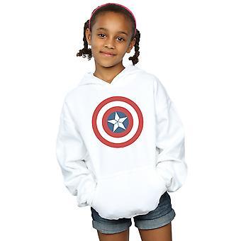 Marvel 美少女キャプテン アメリカ南北戦争シールド パーカー