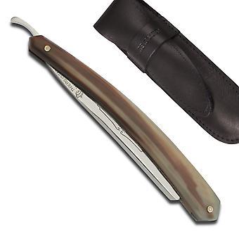 Buffalo razor 6/8 in Light Horn Direct from France