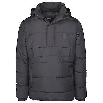 Urban classics men's winter jacket over pull buffer