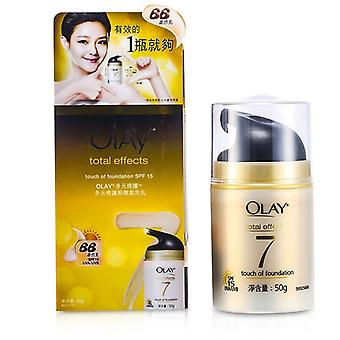 Olay Total Effects Touch Of Base de Maquillaje SPF 15 50g / 1.7oz