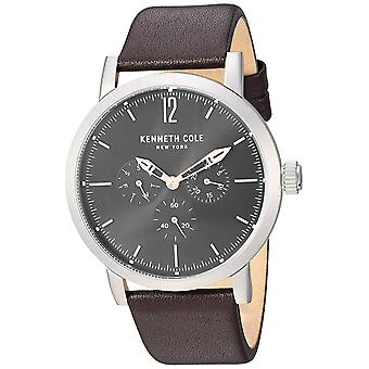 Kenneth Cole Leather Mens Watch KC50395002