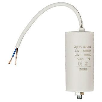 Fixapart W9-11230N Condensator 30.0 uf / 450 V + Kabel