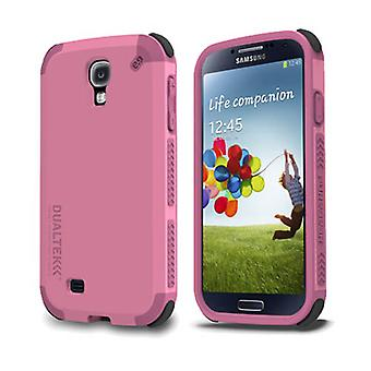 PureGear Dualtek Extreme Impact Case for Samsung Galaxy S4 (Simply Pink)