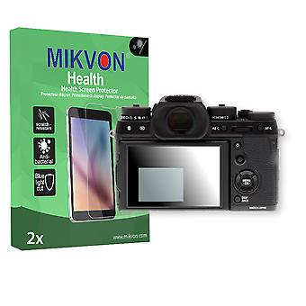 Fujifilm X-T2 Screen Protector - Mikvon Health (Retail Package with accessories)