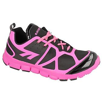 Ladies Womens Hi-Tec Gym Running Jogger Walking Lace Up Trainers Shoe