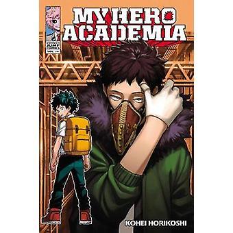 Min Hero akademia - Vol. 14 av min Hero akademia - Vol. 14-9781421599