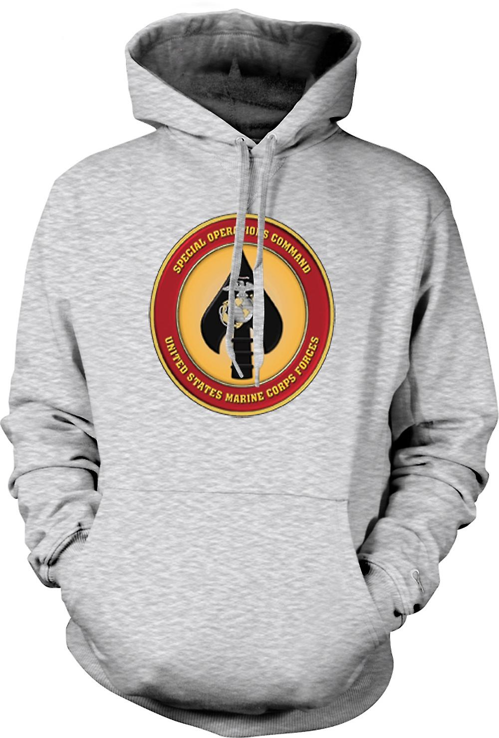 Mens Hoodie - Special Opperations & Command