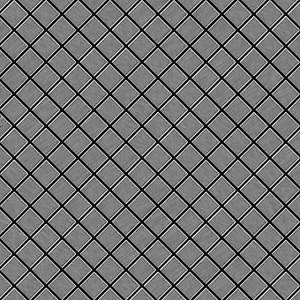 Металлическая мозаика из нержавеющей стали ALLOY Diamond-S-S-MB