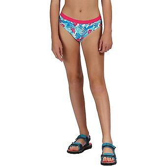 Regatta Girls Hosanna UV Protect Swim Bikini Brief Bottoms