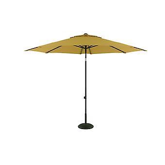 Hartman Sophie push up parasol Ø300 cm - curry geel