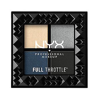 NYX Prof. MAKEUP Full Throttle Shadow Palette Haywire