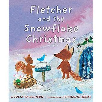 Fletcher en de sneeuwvlok kerst