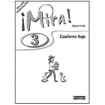 Pack classeur Rojo Mira 3 de 8 (Mira pour année 7 partants)